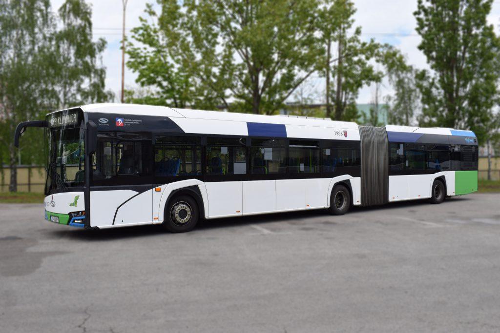 Solaris Urbino 18 Hybrid